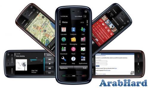 تحميل العاب موبايل نوكيا 5800 2012، Nokia 5800 2012