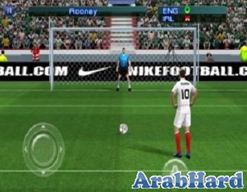 تحميل لعبة كرة قدم للموبايل2012، Real football بحجم 10 ميجا تحميل مباشر