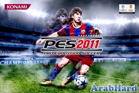 تحميل لعبة pes 2012 للموبايل 2012 بحجم صغير تحميل مباشر