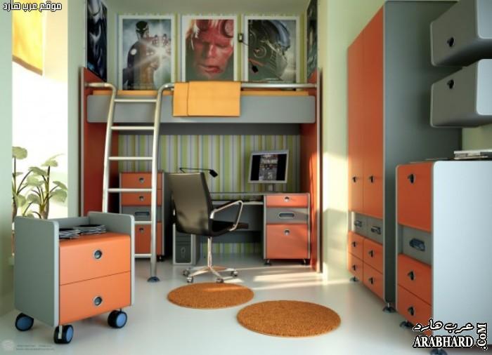 ديكورات غرف نوم اطفال 2020 , ديكورات غرف نوم اطفال مودرن 2020